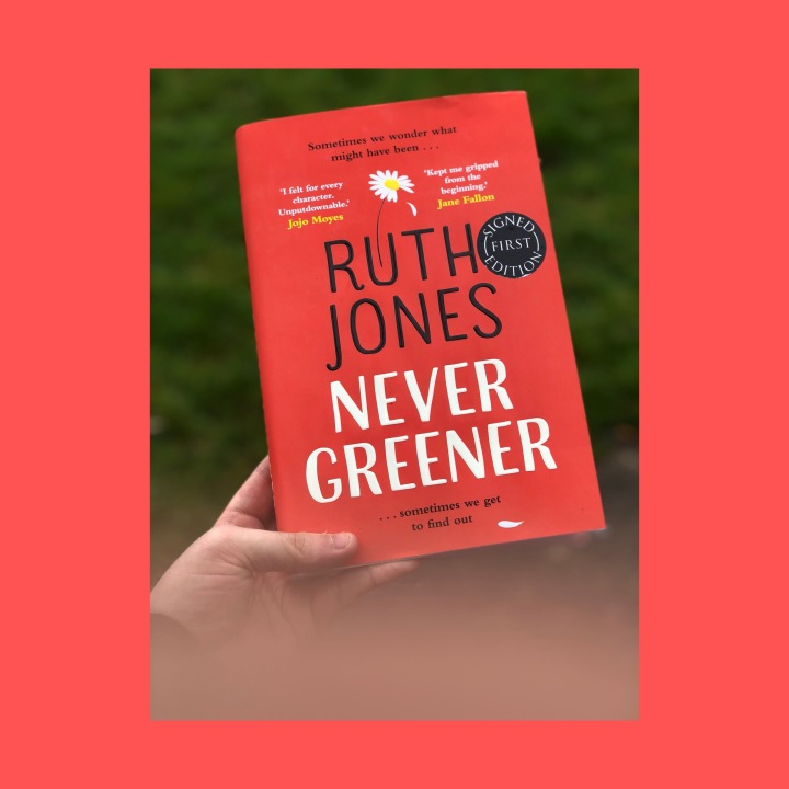BOOK REVIEW: RUTH JONES – NEVER GREENER
