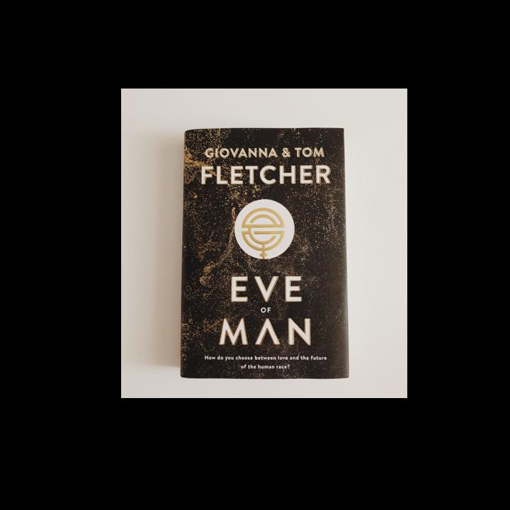 BOOK REVIEW: GIOVANNA & TOM FLETCHER – EVE OFMAN