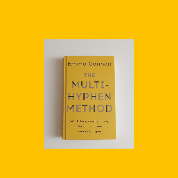 BOOK REVIEW: EMMA GANNON – THE MULTI-HYPHEN METHOD