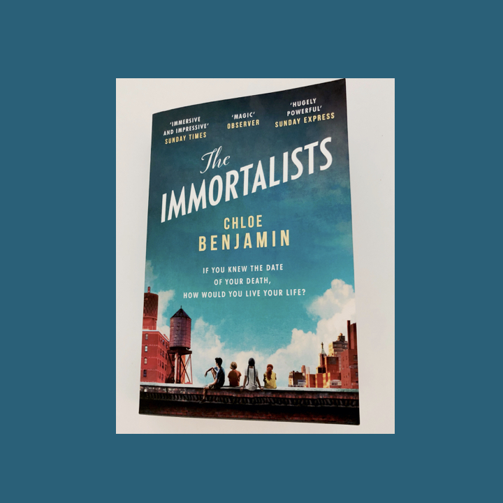 BOOK REVIEW: CHLOE BENJAMIN – THE IMMORTALISTS