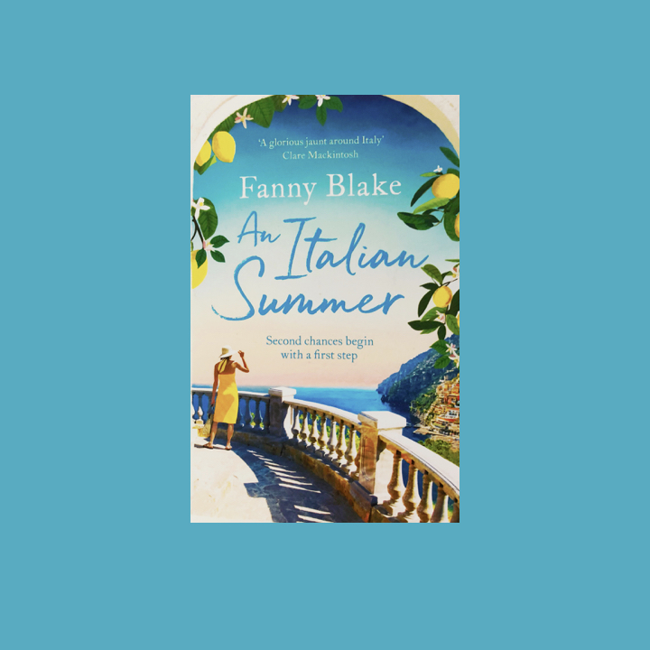 BOOK TOUR/BOOK REVIEW: FANNY BLAKE – AN ITALIAN SUMMER