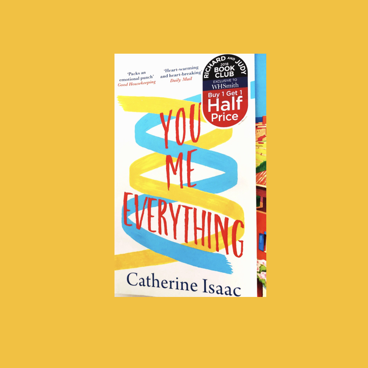BOOK REVIEW: CATHERINE ISAAC – YOU ME EVERYTHING