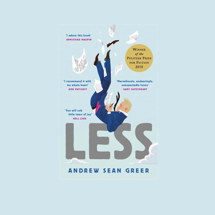 BOOK REVIEW: ANDREW SEAN GREER –LESS