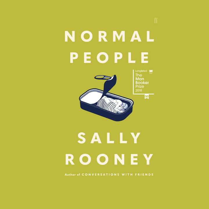 BOOK REVIEW: SALLY ROONEY – NORMAL PEOPLE
