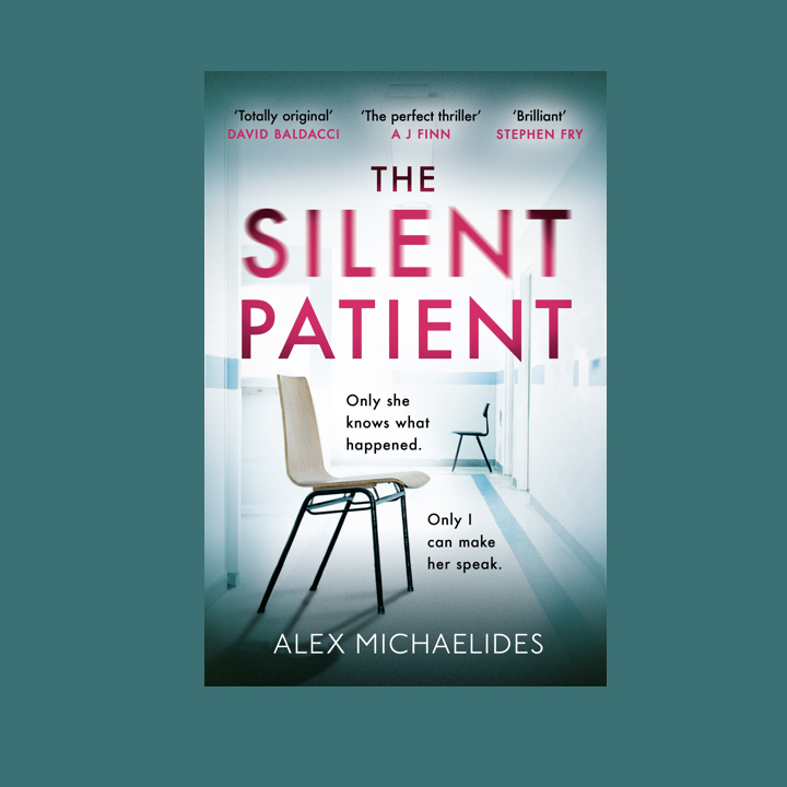 BOOK REVIEW: ALEX MICHAELIDES – THE SILENT PATIENT