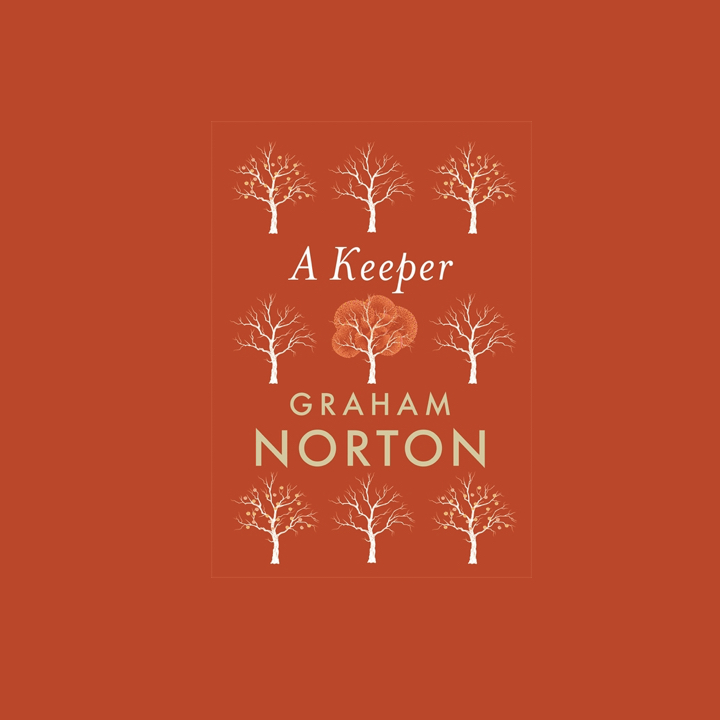 BOOK REVIEW: GRAHAM NORTON – A KEEPER