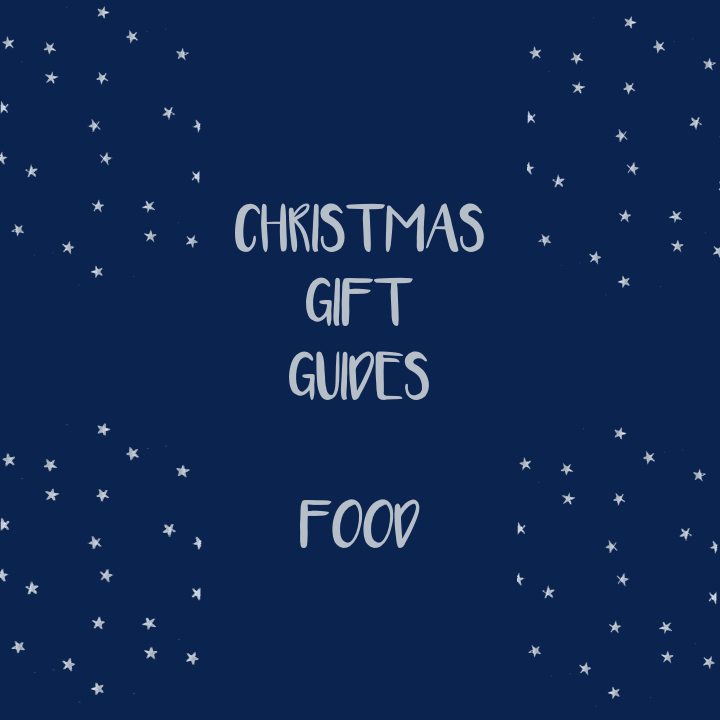 CHRISTMAS GIFT GUIDES | FOOD #1
