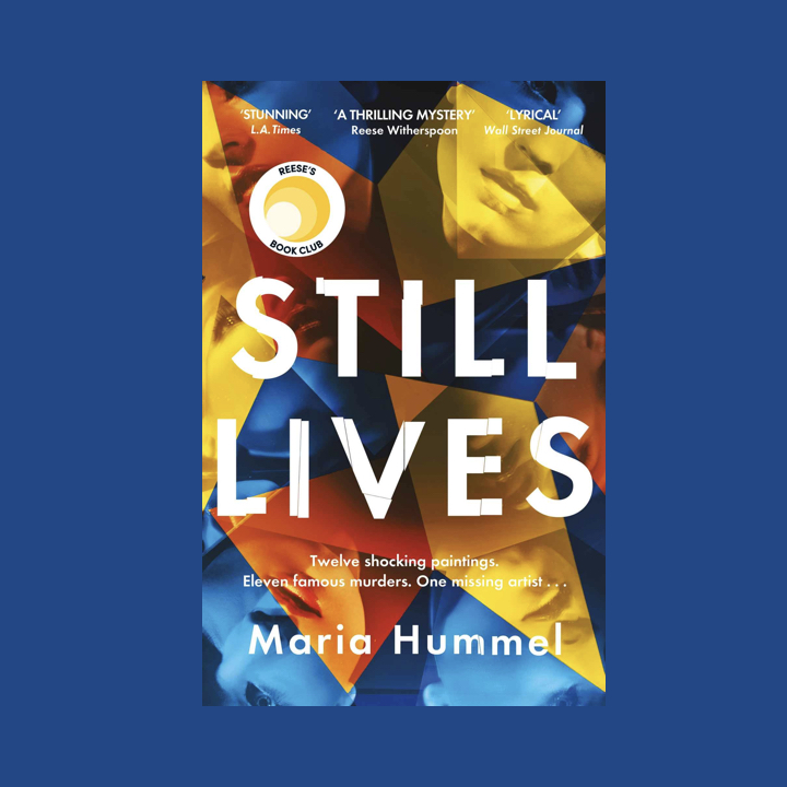 BLOG TOUR: MARIA HUMMEL – STILL LIVES