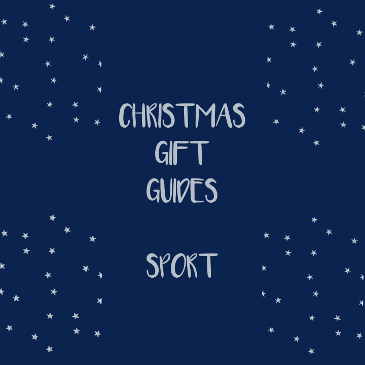 CHRISTMAS GIFT GUIDES | SPORT