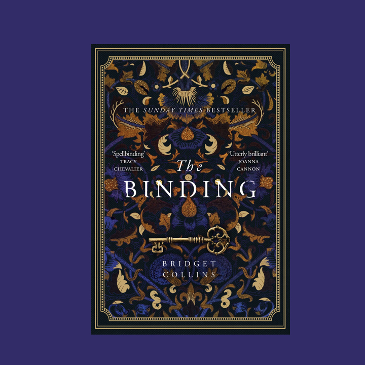 BOOK REVIEW: BRIDGET COLLINS – THE BINDING