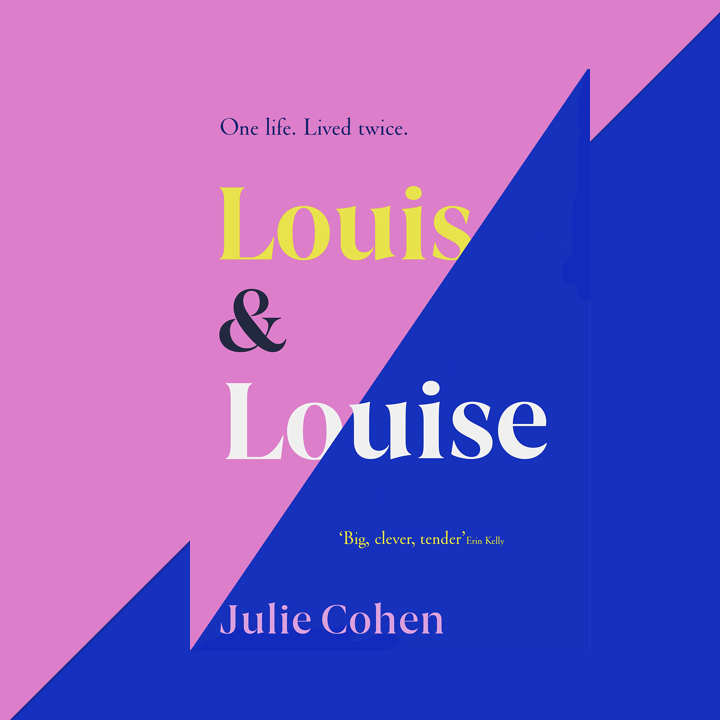 BOOK REVIEW: JULIE COHEN – LOUIS & LOUISE