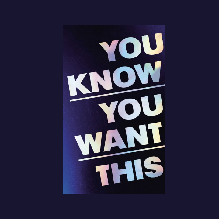 BOOK REVIEW: KRISTEN ROUPENIAN – YOU KNOW YOU WANT THIS