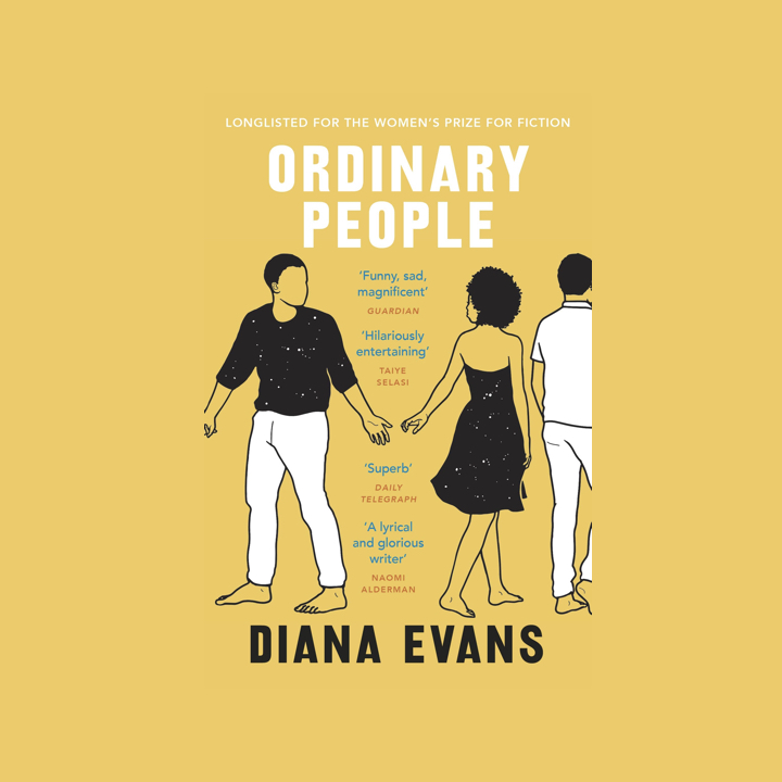BOOK REVIEW: DIANA EVANS – ORDINARY PEOPLE