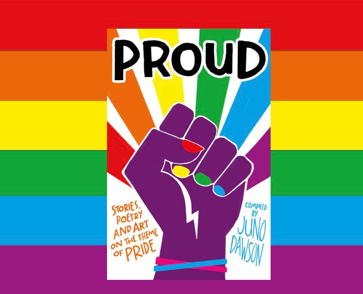 BLOG TOUR/BOOK REVIEW: PROUD & A GUEST POST