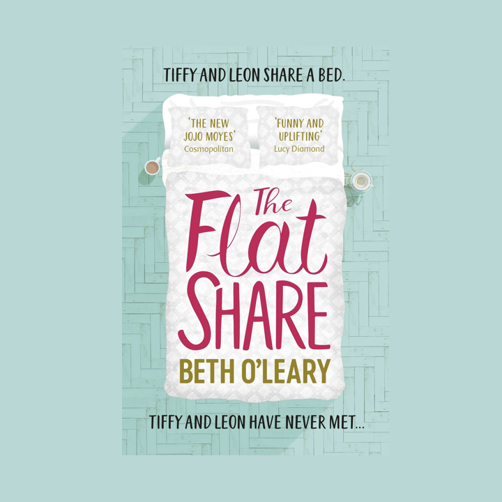 BOOK REVIEW: BETH O'LEARY – THE FLATSHARE
