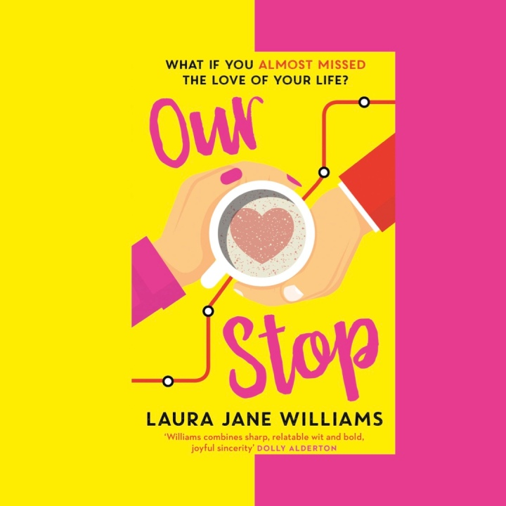 BOOK REVIEW: LAURA JANE WILLIAMS – OUR STOP