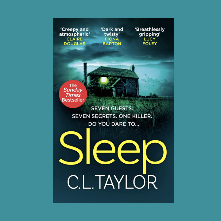 BOOK REVIEW: C.L. TAYLOR – SLEEP