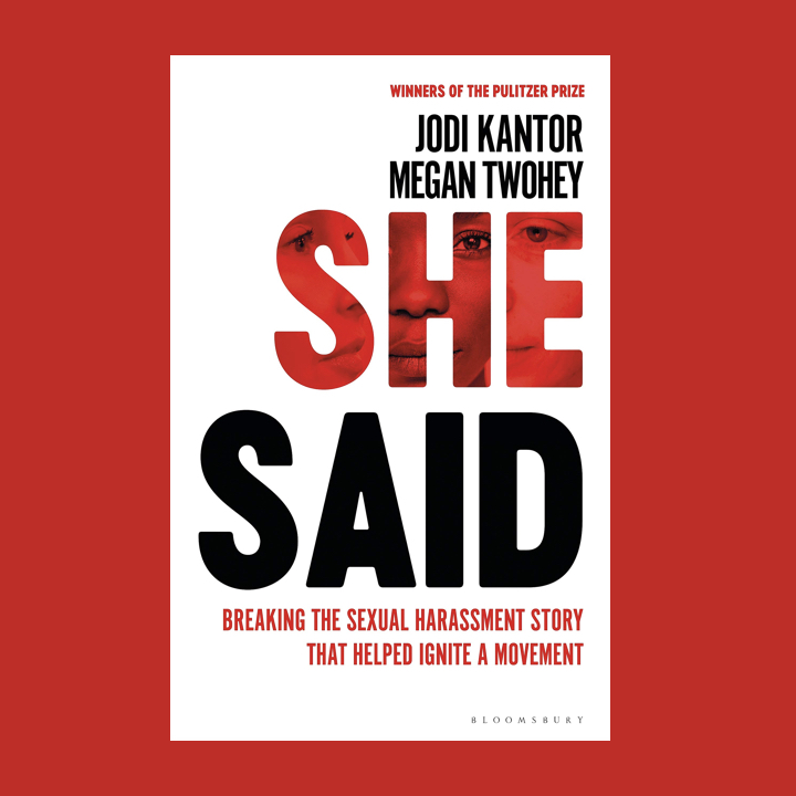 BOOK REVIEW: JODI KANTOR & MEGAN TWOHEY – SHE SAID