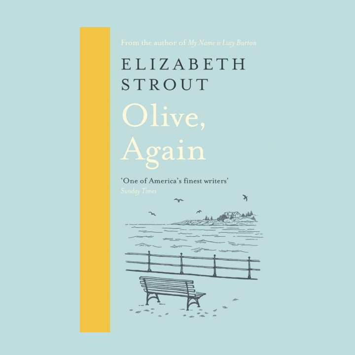 BOOK REVIEW: ELIZABETH STROUT – OLIVE, AGAIN.