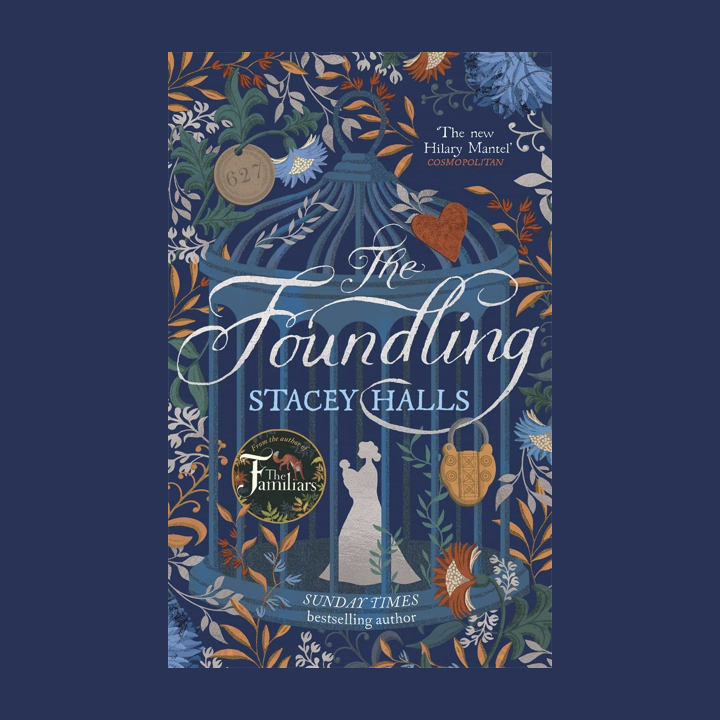 BOOK REVIEW: STACEY HALLS – THE FOUNDLING