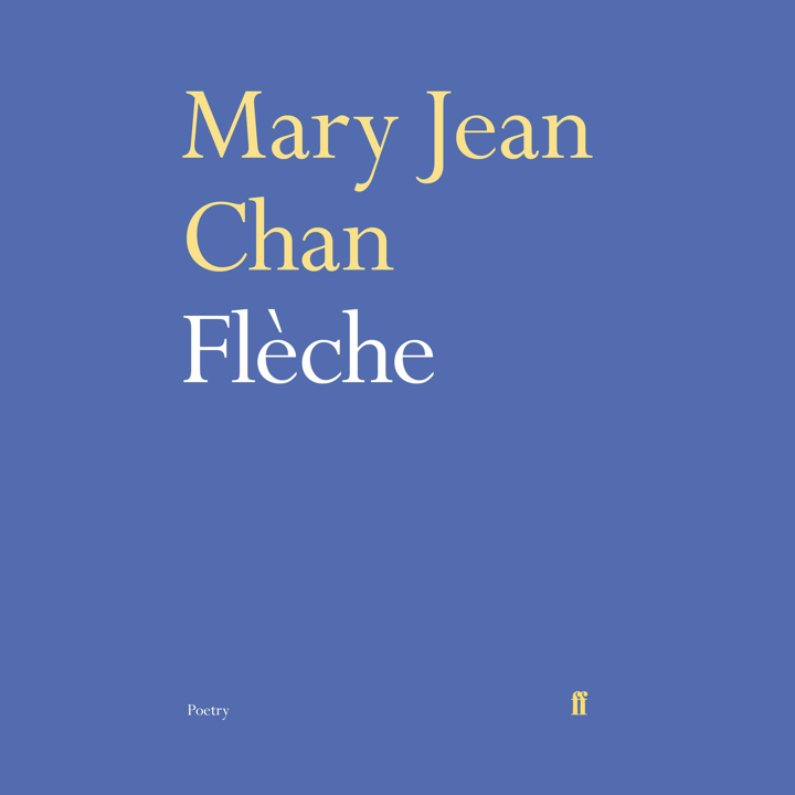 BOOK REVIEW: MARY JEAN CHAN –FLÉCHE