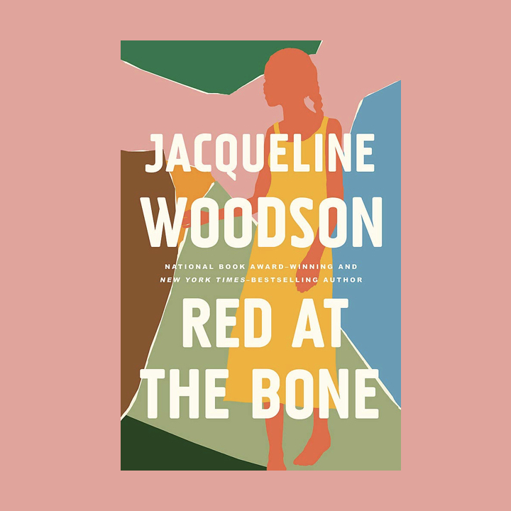 BOOK REVIEW: JACQUELINE WOODSON – RED AT THE BONE