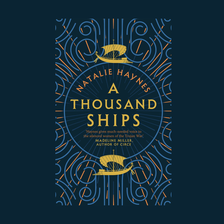 BOOK REVIEW: NATALIE HAYNES – A THOUSAND SHIPS