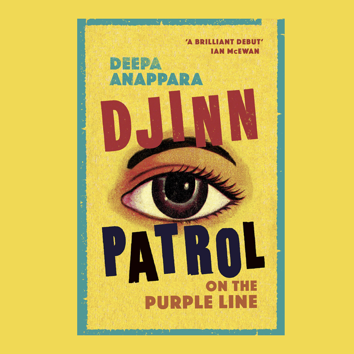 BOOK REVIEW: DEEPA ANAPPARA – DJINN PATROL ON THE PURPLE LINE