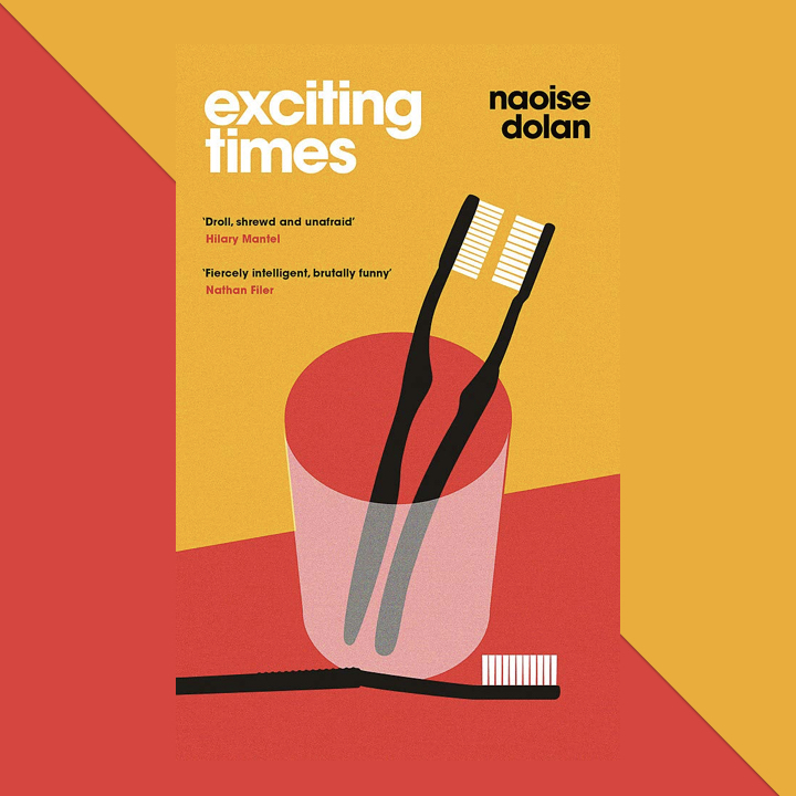BOOK REVIEW: NAOISE DOLAN – EXCITING TIMES