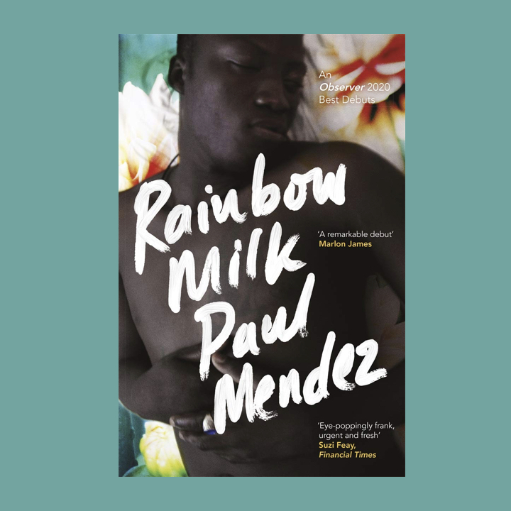 BOOK REVIEW: PAUL MENDEZ – RAINBOW MILK