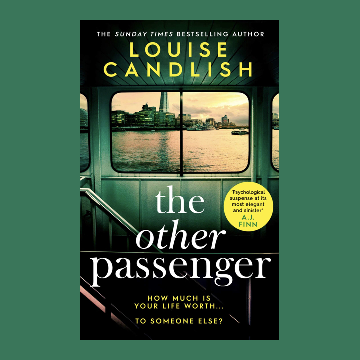 BOOK REVIEW: LOUISE CANDLISH – THE OTHER PASSENGER