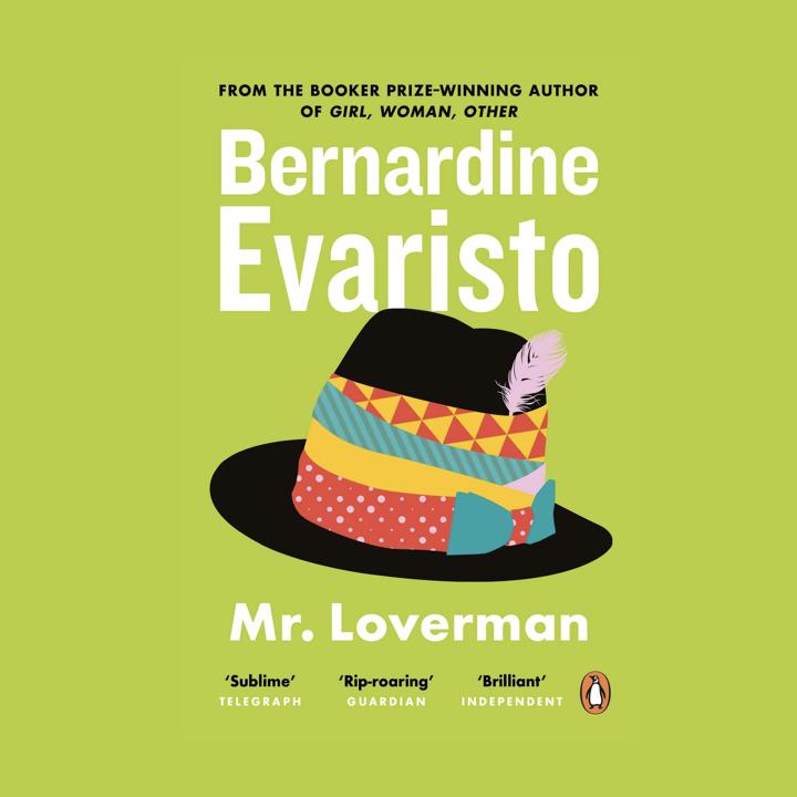BOOK REVIEW: BERNARDINE EVARISTO – MRLOVERMAN