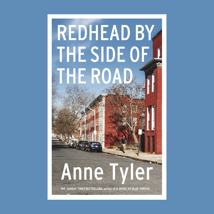 BOOK REVIEW: ANNE TYLER – REDHEAD BY THE SIDE OF THE ROAD