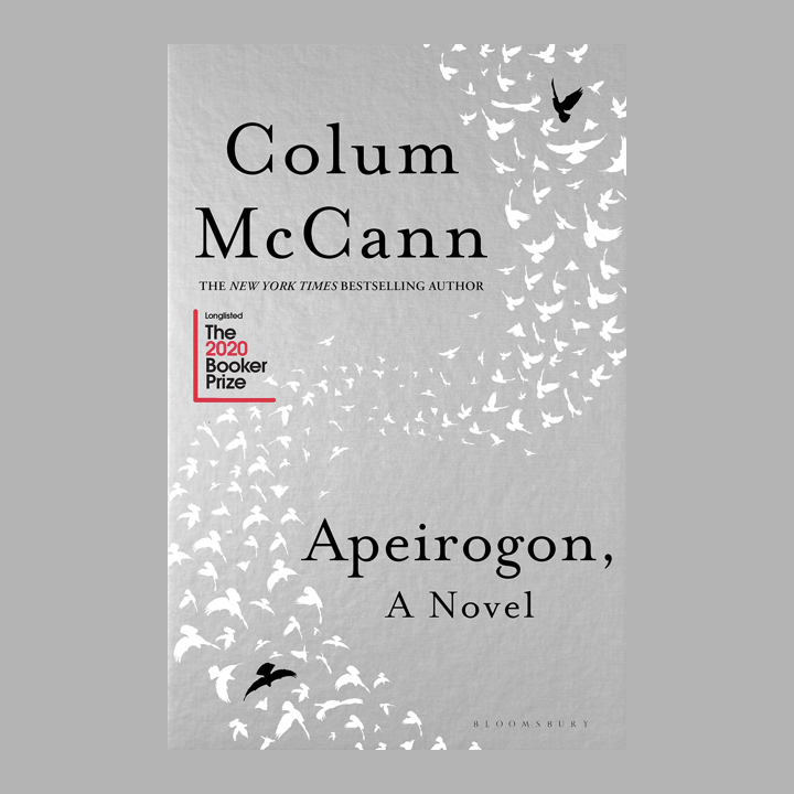 BOOK REVIEW: COLUM MCCANN – APEIROGON
