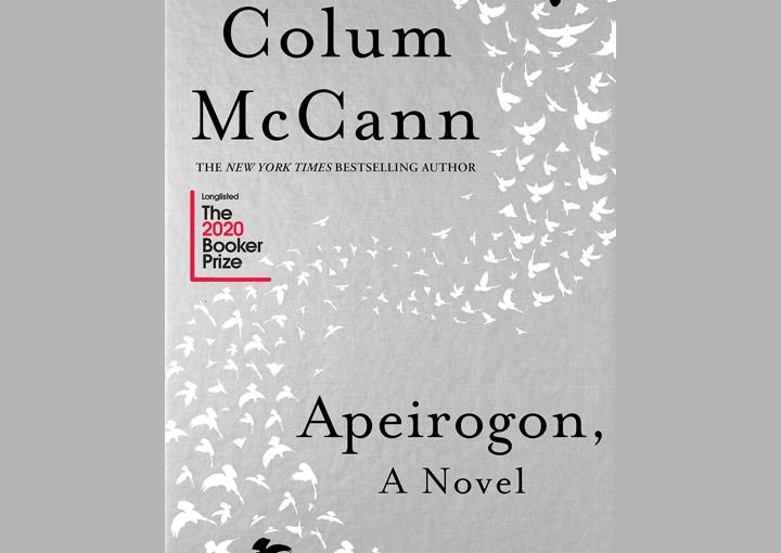 BOOK REVIEW: COLUM MCCANN –APEIROGON
