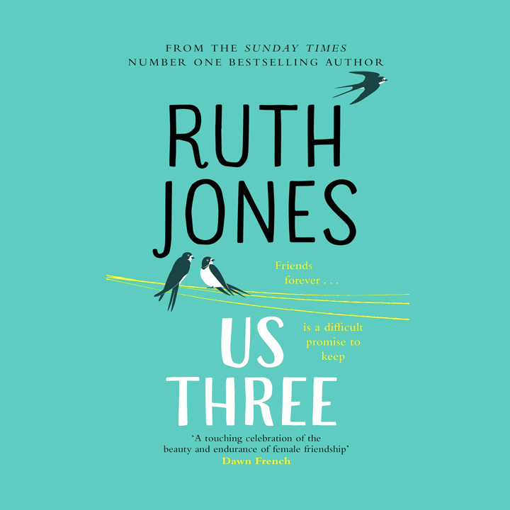 BOOK REVIEW: RUTH JONES – US THREE
