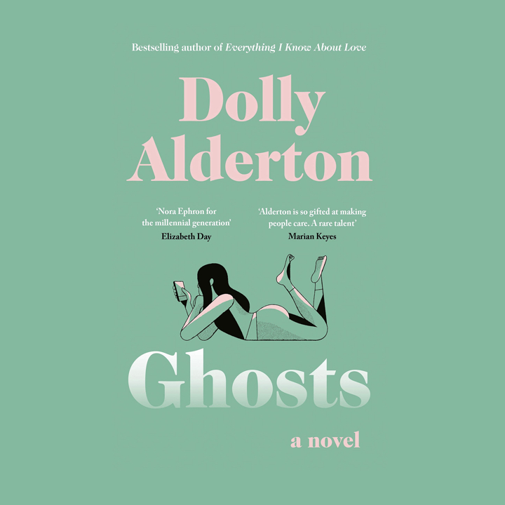 BOOK REVIEW: DOLLY ALDERTON – GHOSTS