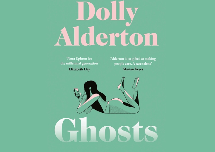 BOOK REVIEW: DOLLY ALDERTON –GHOSTS
