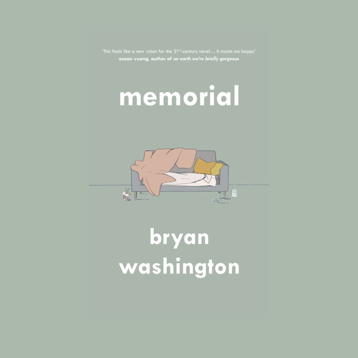 BOOK REVIEW: BRYAN WASHINGTON – MEMORIAL