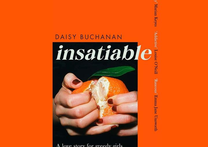 NEW BOOK REVIEW: DAISY BUCHANAN –INSATIABLE